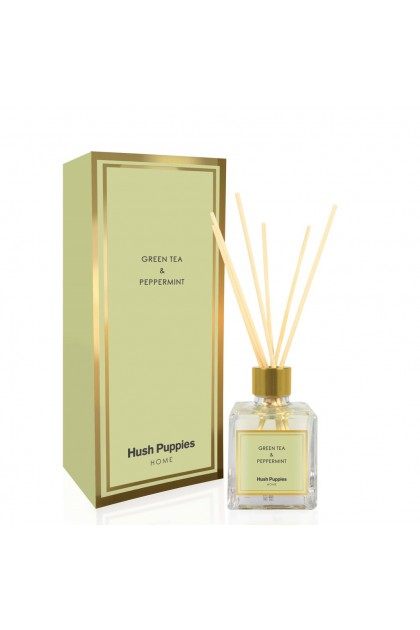 Hush Puppies Green Tea & Peppermint Reed Diffuser | ZNG846572