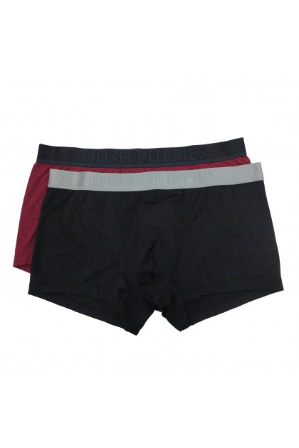 Hush Puppies - 2 pack Premium Collection Microfiber Trunks |HMX977801